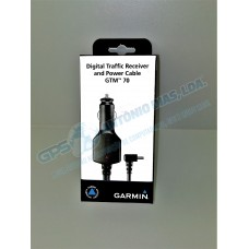 Garmin Charger with GTM 70 ™ Digital Traffic Receiver